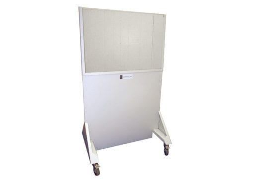 Nuclear Medicine Mobile Barrier