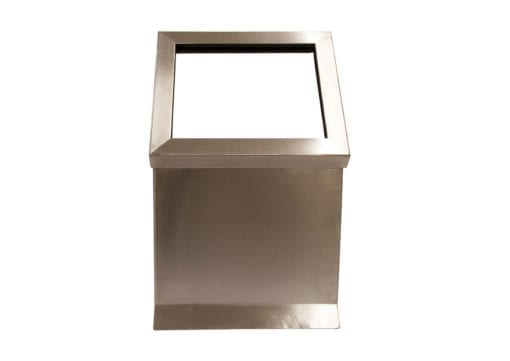 Stainless Steel L-Block