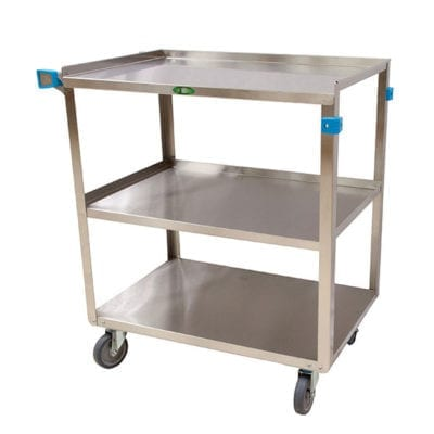 Stainless Steel Lab Cart