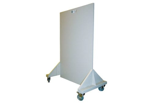 Lead Mobile Shield Barrier