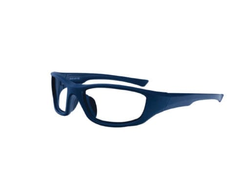 Safety Glasses- Model 703 Angled Wrap Around