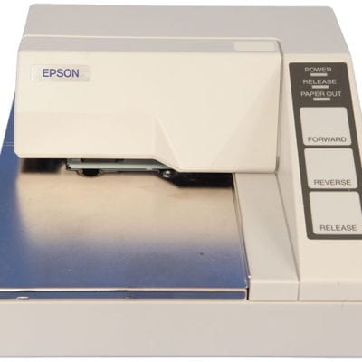 Epson Ticket Printer