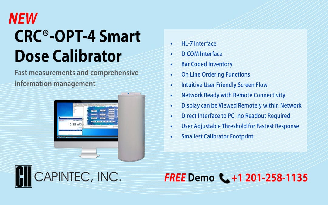 Opt-4-Smart Dose Calibrator