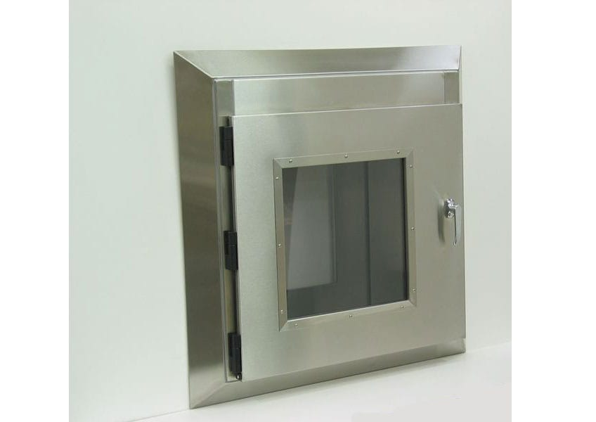 New Product: Pass-Thru Wall Systems