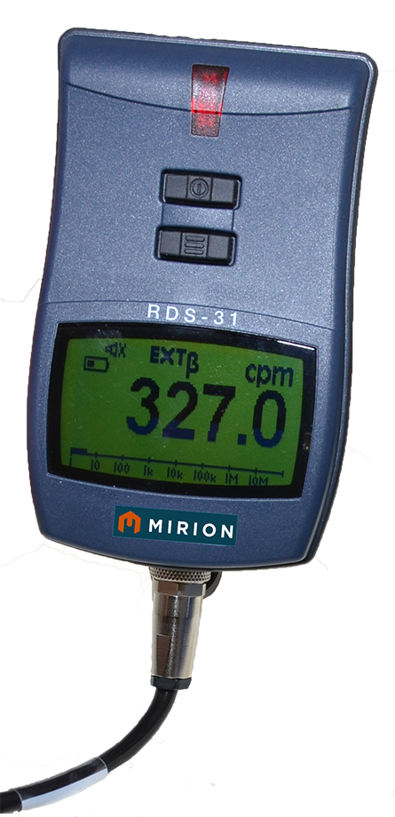Mirion RDS-31S Survey Meter